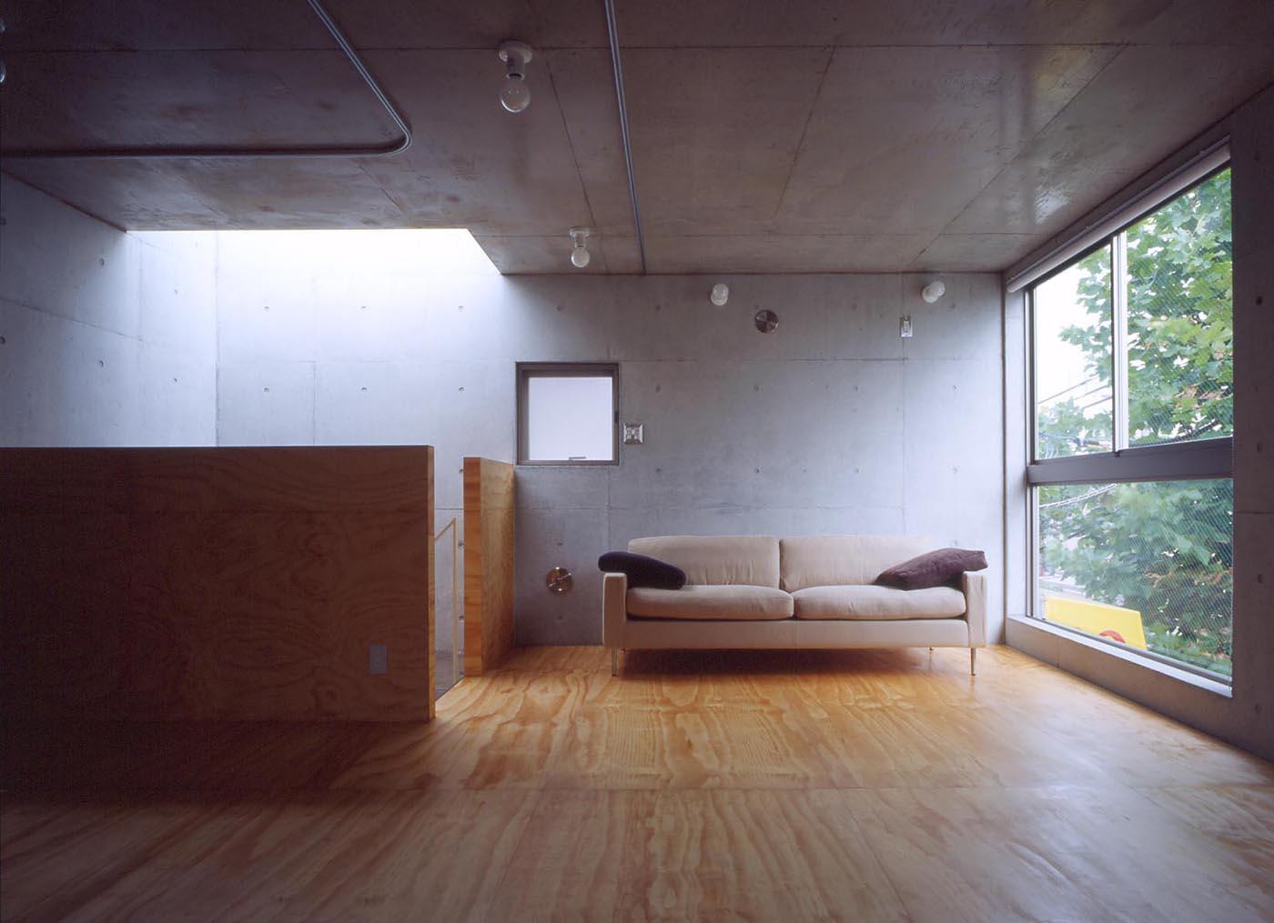 コンクリート、事務所、住宅