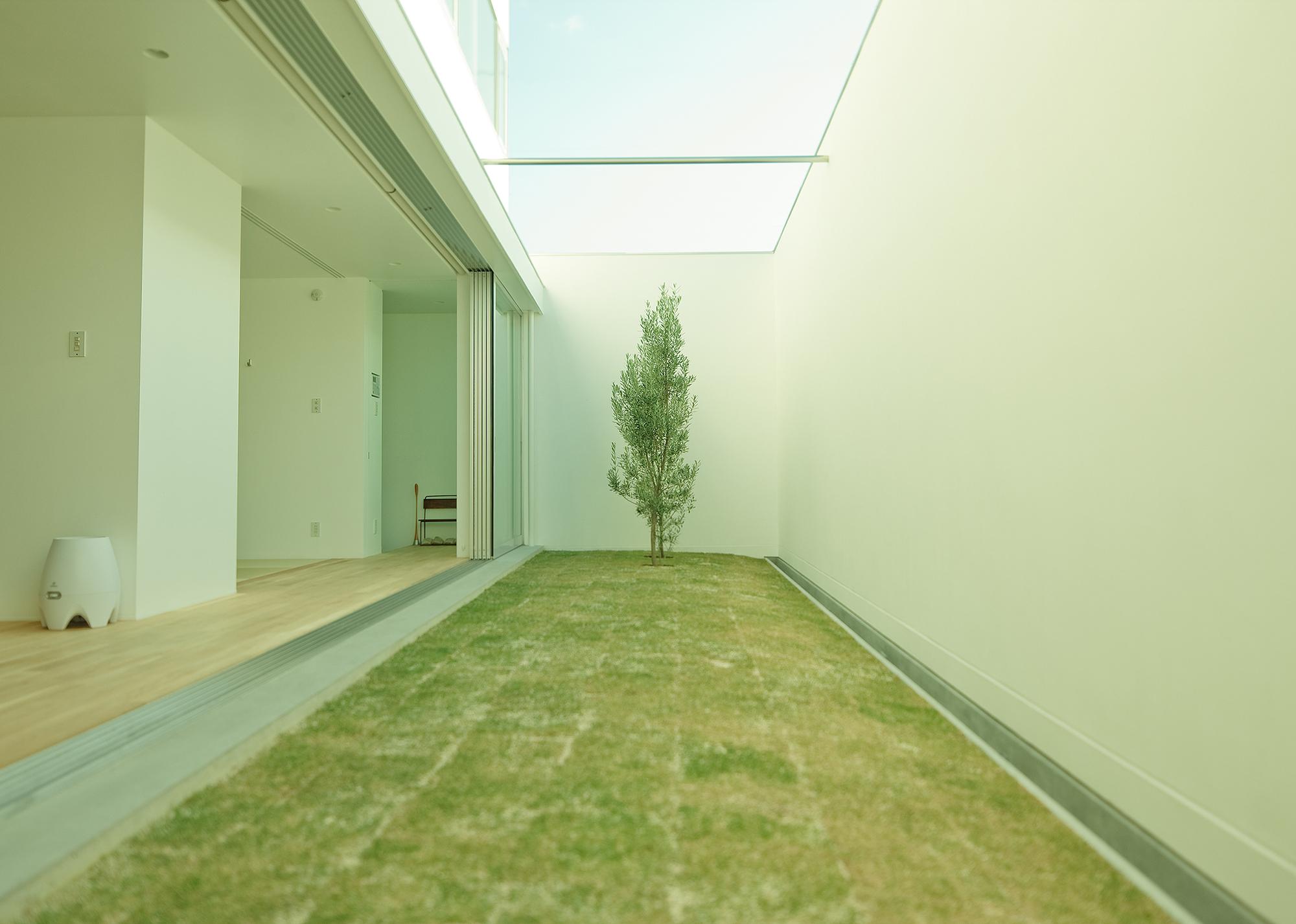 建築家が提案する中庭型住宅