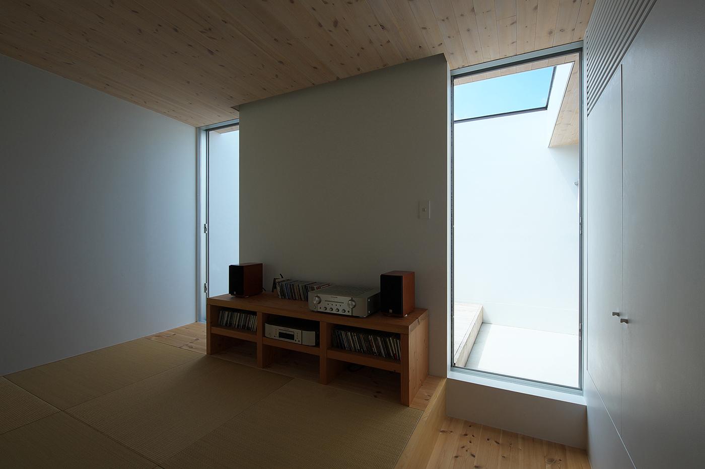 木造3階和室