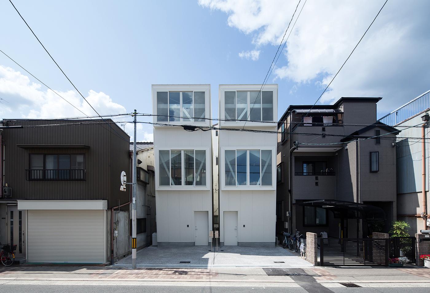 木造3階狭小住宅