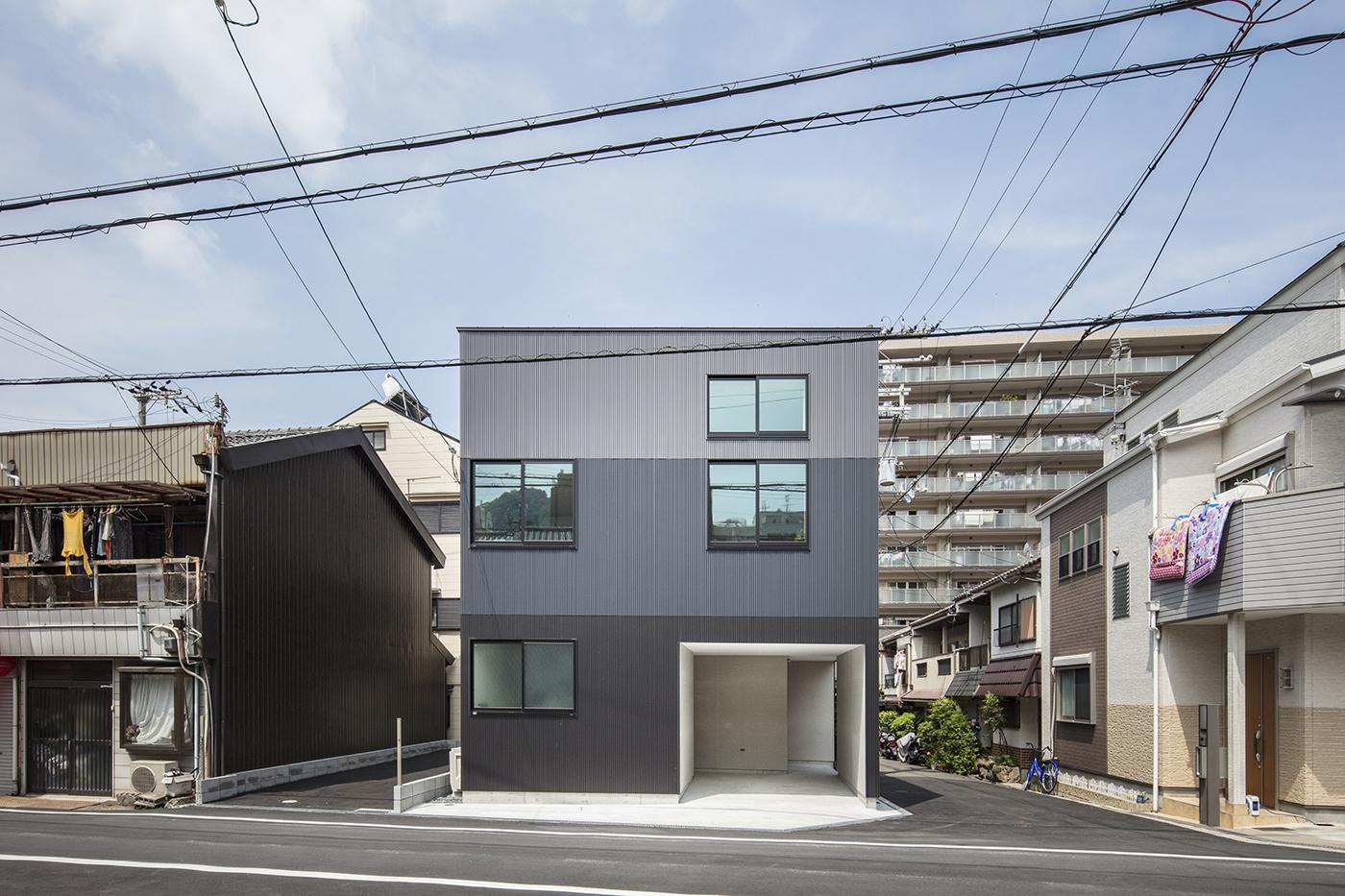 東大阪鳥居町の家外観