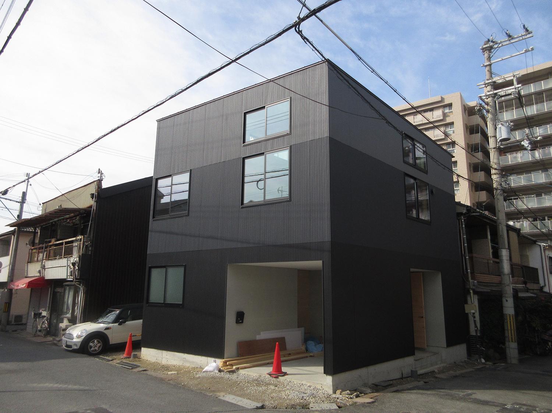 鳥居町の家オープンハウスのおしらせ[小さな二世帯住宅]