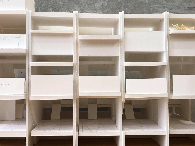 スタディ模型|西宮の住宅