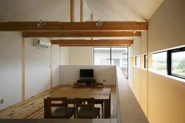 木造2階、甲賀の家