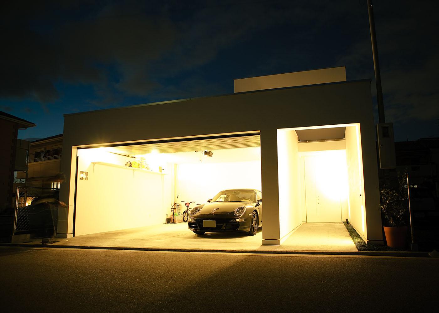 ガレージハウス大阪