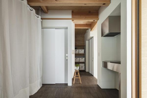 東大阪鳥居町の家個室